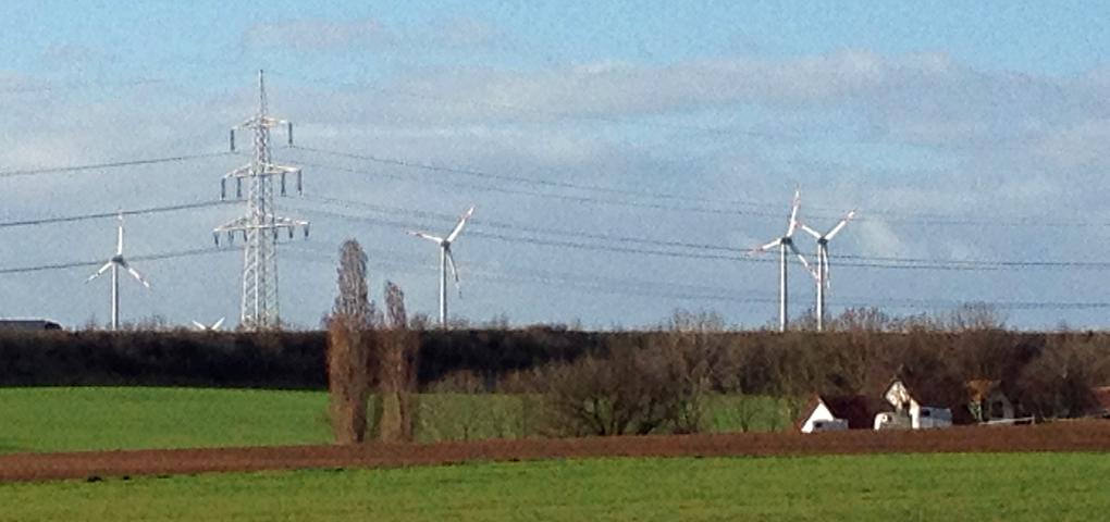 Energieversorgung 2050